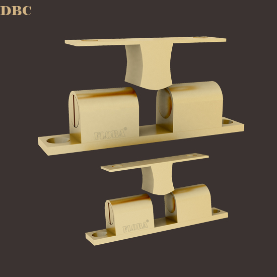 Acme Flora Brass Furniture Fittings